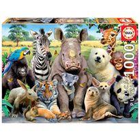 Puzzle 1000 foto de clase