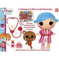 Lalaloopsy littles lindo paciente - 02551413