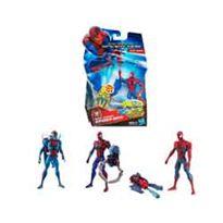 Figuras accion 9 cm. spiderman - 25537201