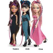 Bratz featherageous - 02550181