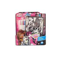 Color mi mine agenda bandolera monster high