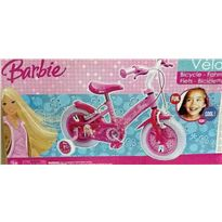 "Bicicleta de 12"" barbie"