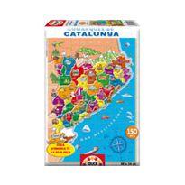 Puz.150 comarques de catalunya catala