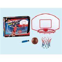 Canasta de baloncesto con pelota- altura - 97212266