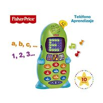 Telefono aprendizaje fisher price - 24502829