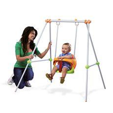 Columpio metal baby swing