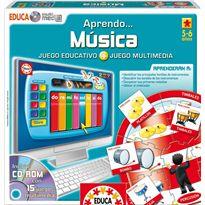 Aprendo musica multimedia