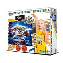 Tira y encesta canasta de basquet luz y sonido - 91569403