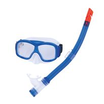 Set máscara de buceo y snorkel explorer 7-14 anys - 86724011