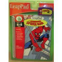 Libro leap pad spiderman - 04800798