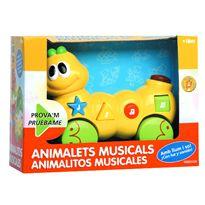 Animalitos musicales 4 surt. castellano