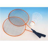 Conjunto raquetas badminton - 91644017