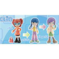 Cliq figura con accesorio stdo