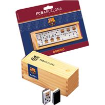 Domino cj plastico fc barcelona - 24017002