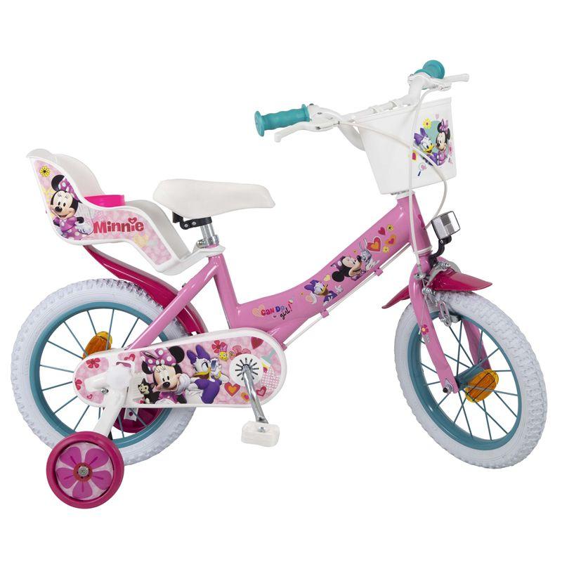 Bicicleta Minnie 14 Niña