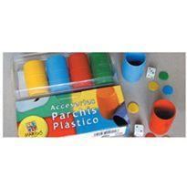 Caja plastico accesor.parchis - 24010004