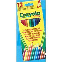 12 lapices de colores largos - 47703612