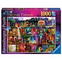 Puzzle 1000 biblioteca de fantasia