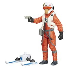 Star wars e7 figura x-wing pilot asty
