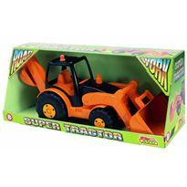 Tractor con pala y retro - 02005195