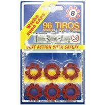 Blister de 12 discos de 8 tiros fulminantes - 15109608