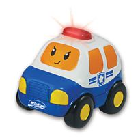 Go go driver policía