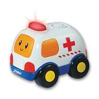 Go go driver ambulancia