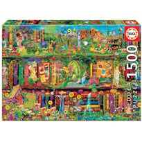 Puzzle 1500 el jardín secreto - 04016766