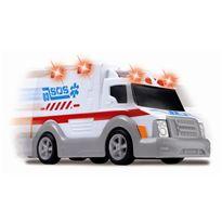 Ambulancia 15cm luz y sonido - 91013577