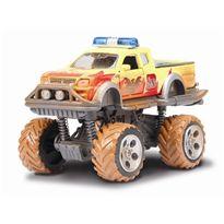 Rally monster 15cm con suspensión