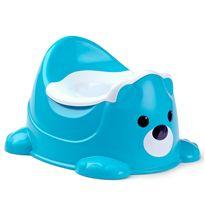 Bear potty azul