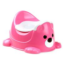 Bear potty rosa