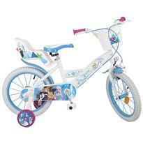 "Bicicleta frozen de 16"""