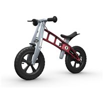 """Firstbike """"cros"""" red with brake"""