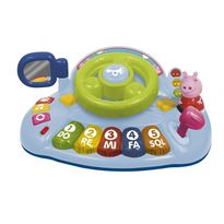 Activity piano volante con figura peppa pig - 31002333