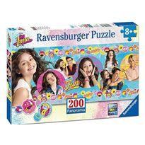 Puzzle 200 soy luna - 26912835