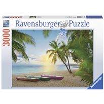 Puzzle 3000 paraiso tropical