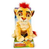 Lion guard 17 cm peluche kion