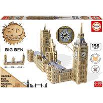 Puzzle 3d parlamento y big ben - 04016971