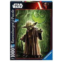 Puzzle 1000 star wars yoda