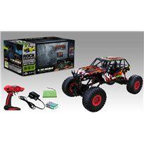 4x4 radio control rock crawler 1:10 con batería - 97201001