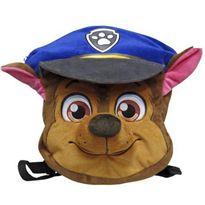 Peluche mochila 30 cm. chase paw patrol - 50904770