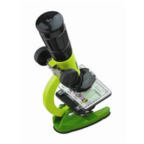 Microscopio animal planet 100x-1200x con maleta - 87400907