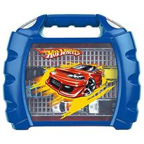 Maletin coches hot wheels