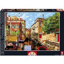 Puzzle 2000 luce a venezia - 04016016(1)