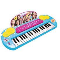 Keyboard soy luna c/conexion y salida audio mp3 - 31005658