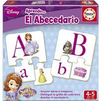 Aprendo el abecedario con sofia