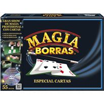 Magia borras especial cartas - 04015464