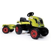 Claas tractor farmer xl + remolque