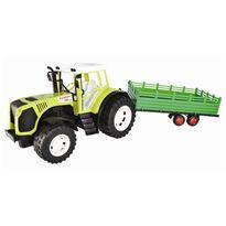 Tractor 55cm con trailer fricción - 89815259
